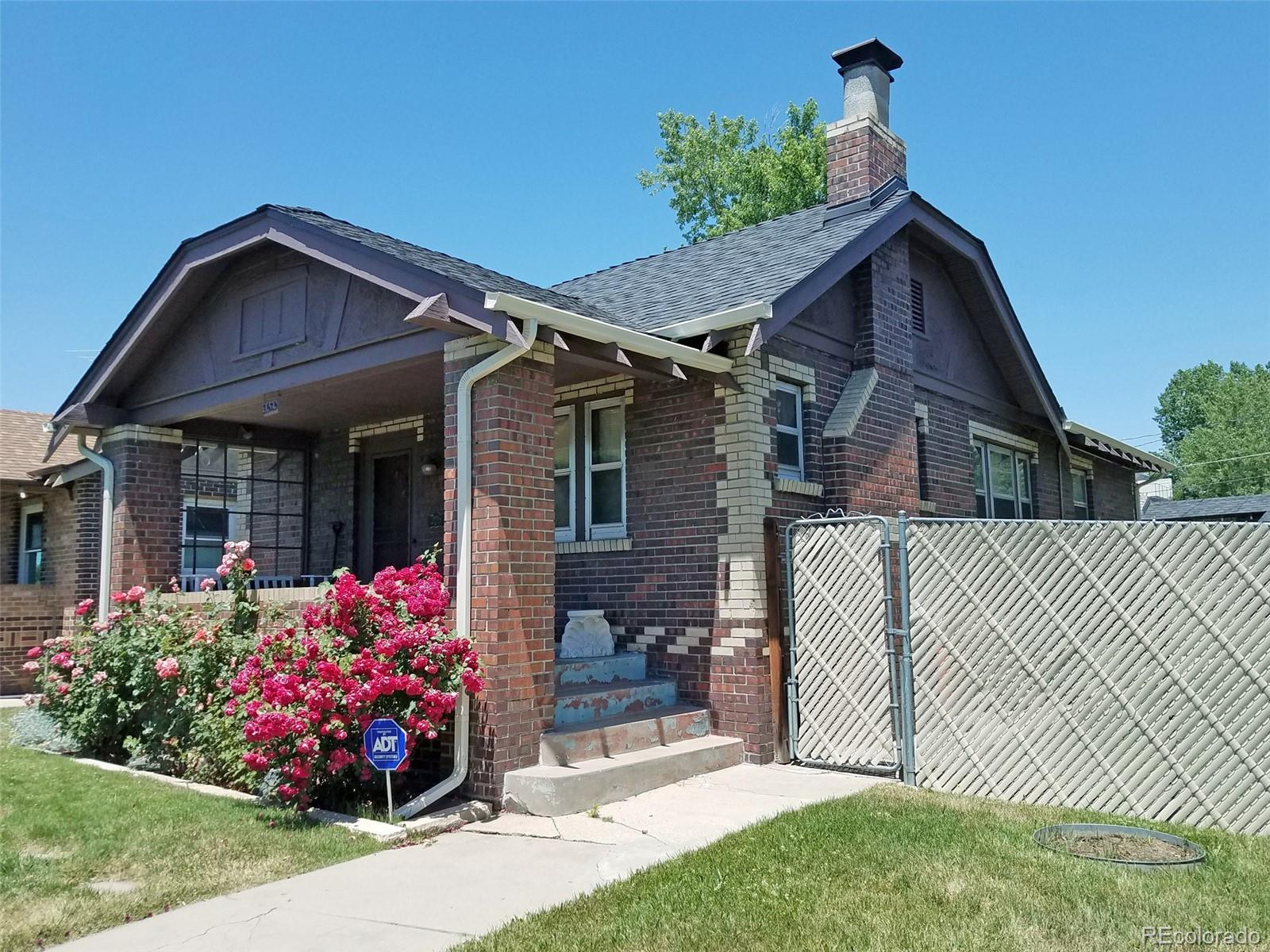 3525 W 26th Avenue Property Photo - Denver, CO real estate listing