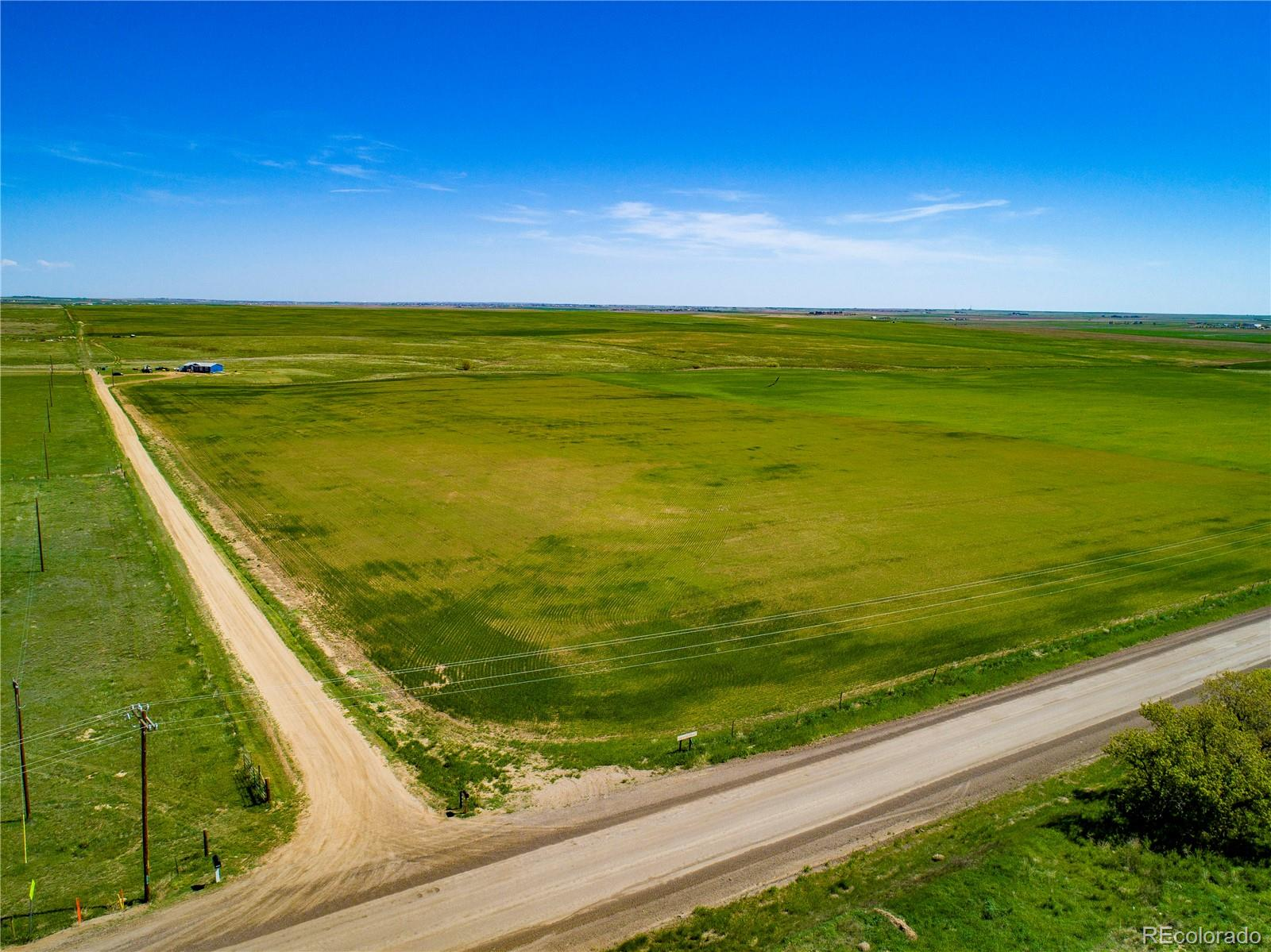 E County Road 30 Property Photo - Strasburg, CO real estate listing