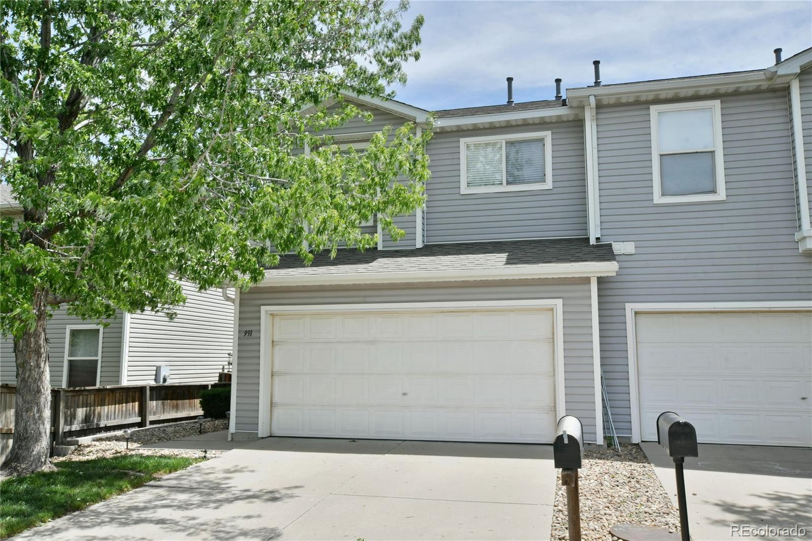 991 Canary Court Property Photo - Brighton, CO real estate listing