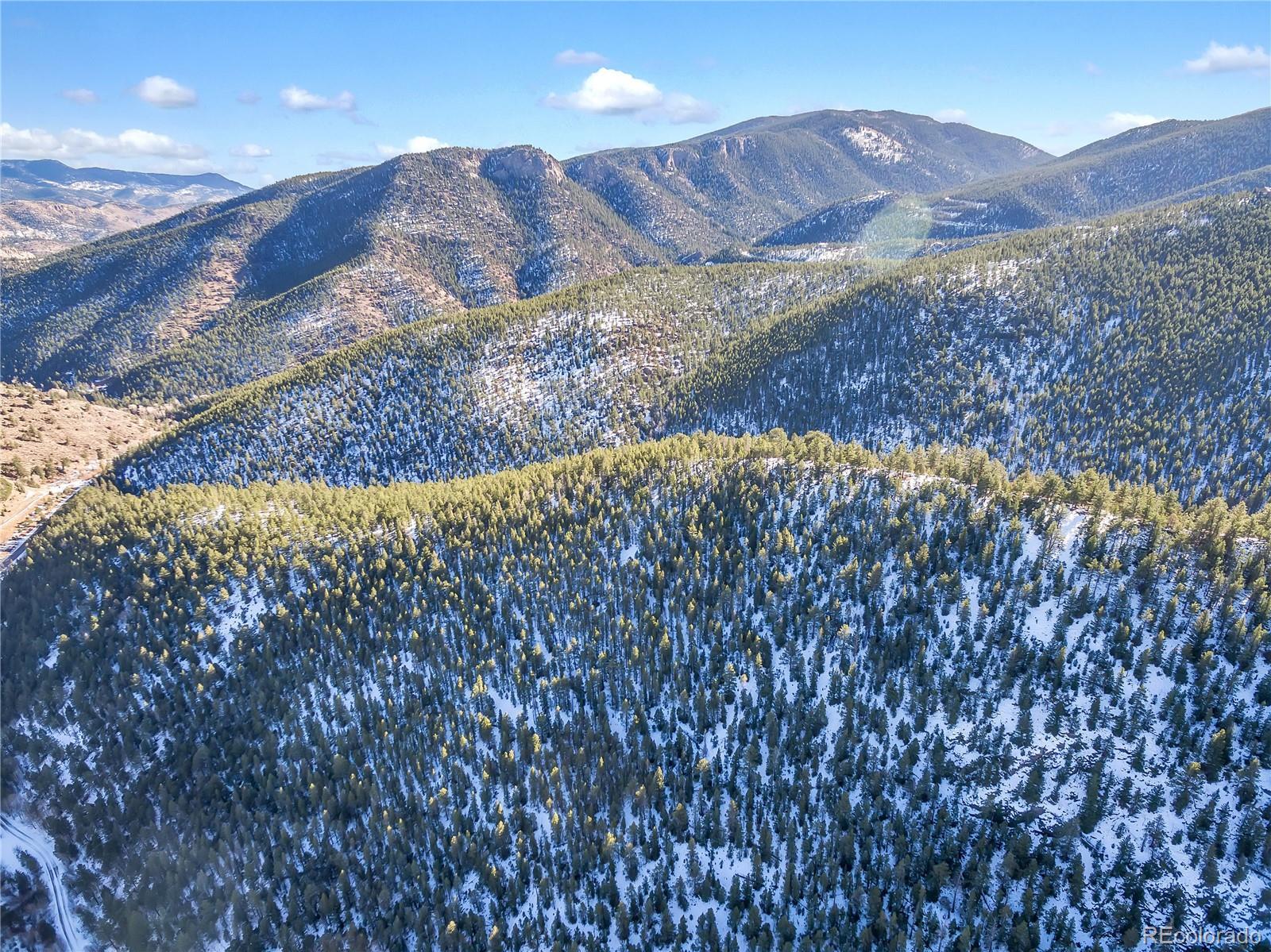 Van Eden Rd.-Humming Bird Mine Property Photo - Idaho Springs, CO real estate listing