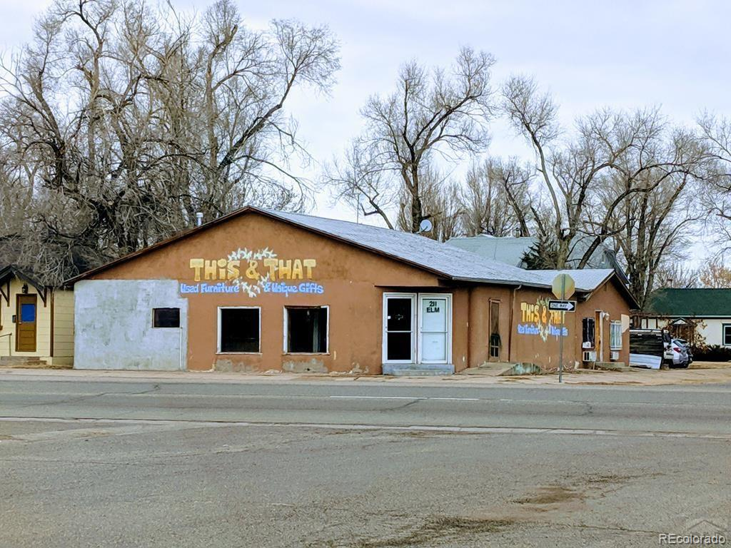 211 Elm Avenue Property Photo - Rocky Ford, CO real estate listing