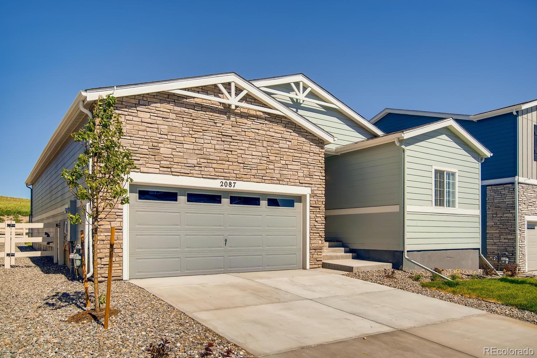 2087 Villageview Lane Property Photo - Castle Rock, CO real estate listing