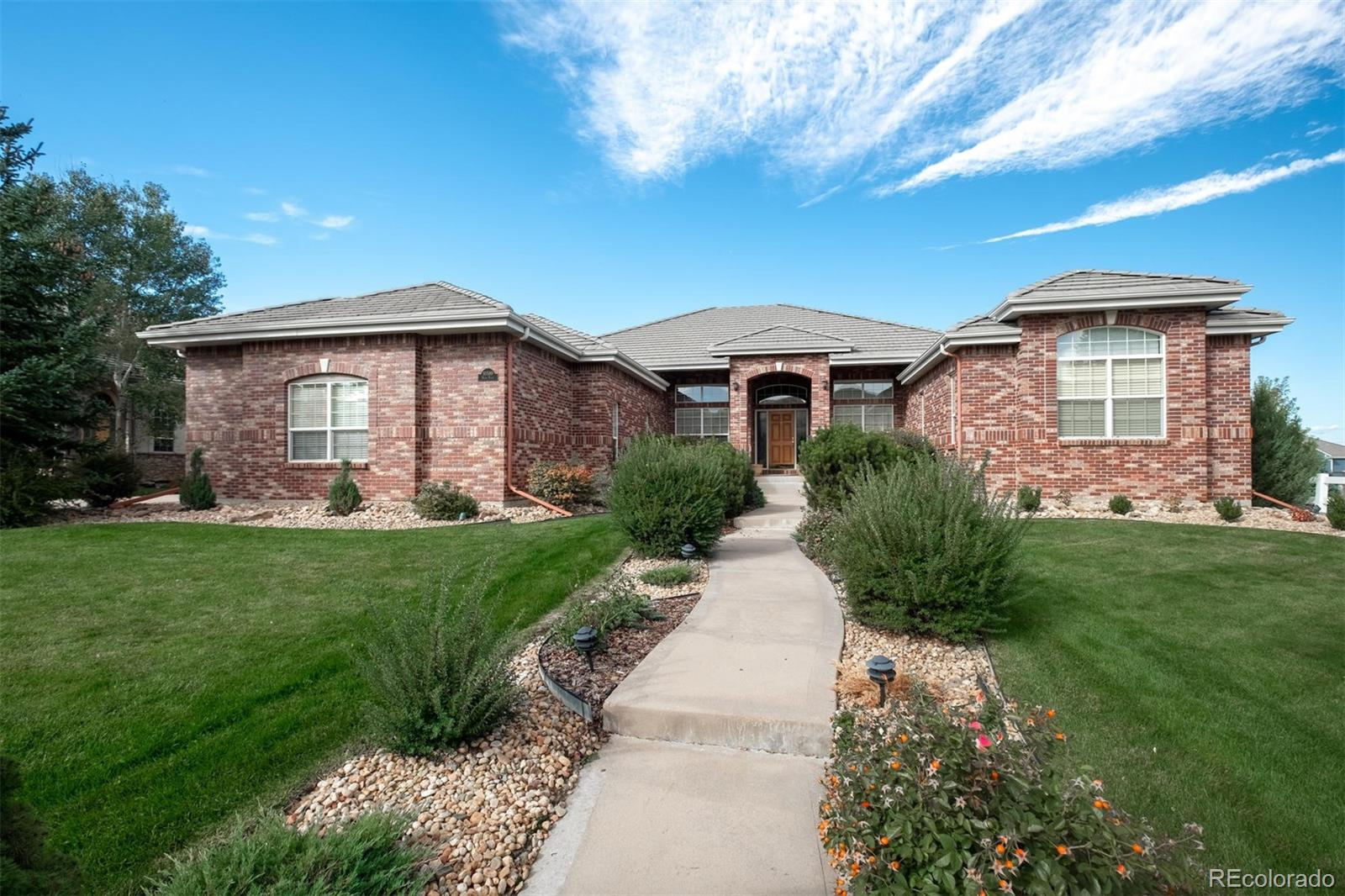 10589 Dacre Place Property Photo - Lone Tree, CO real estate listing