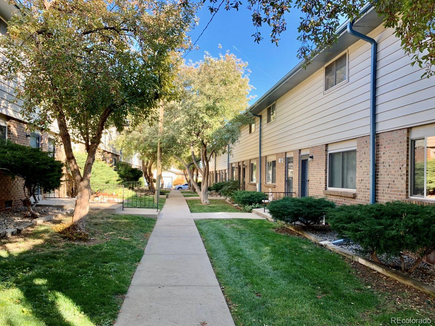 5250 Garrison Street #2 Property Photo - Arvada, CO real estate listing