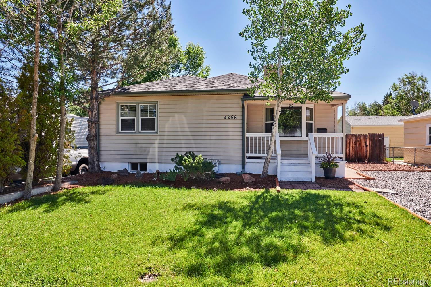4266 S Sherman Street Property Photo - Englewood, CO real estate listing