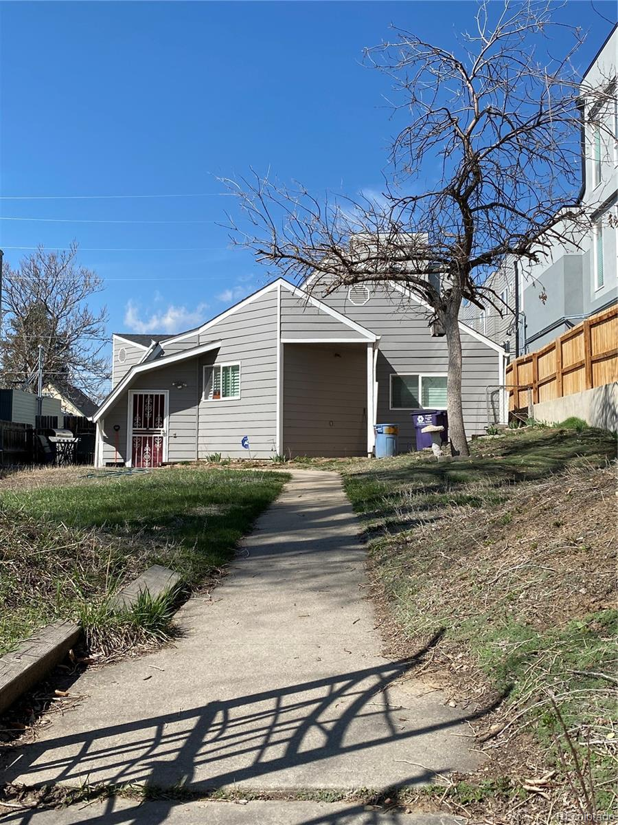 1229 Perry Street Property Photo - Denver, CO real estate listing