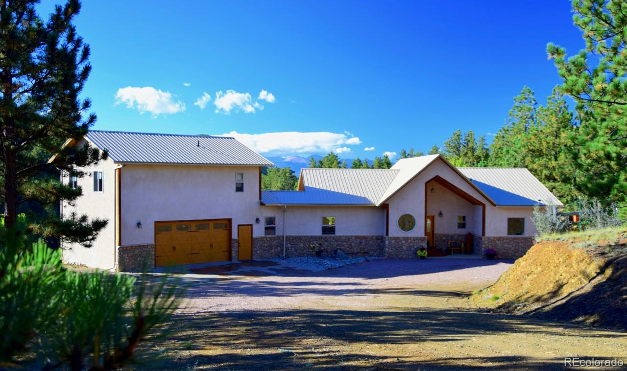 284 Escondido Lane Property Photo - Cotopaxi, CO real estate listing