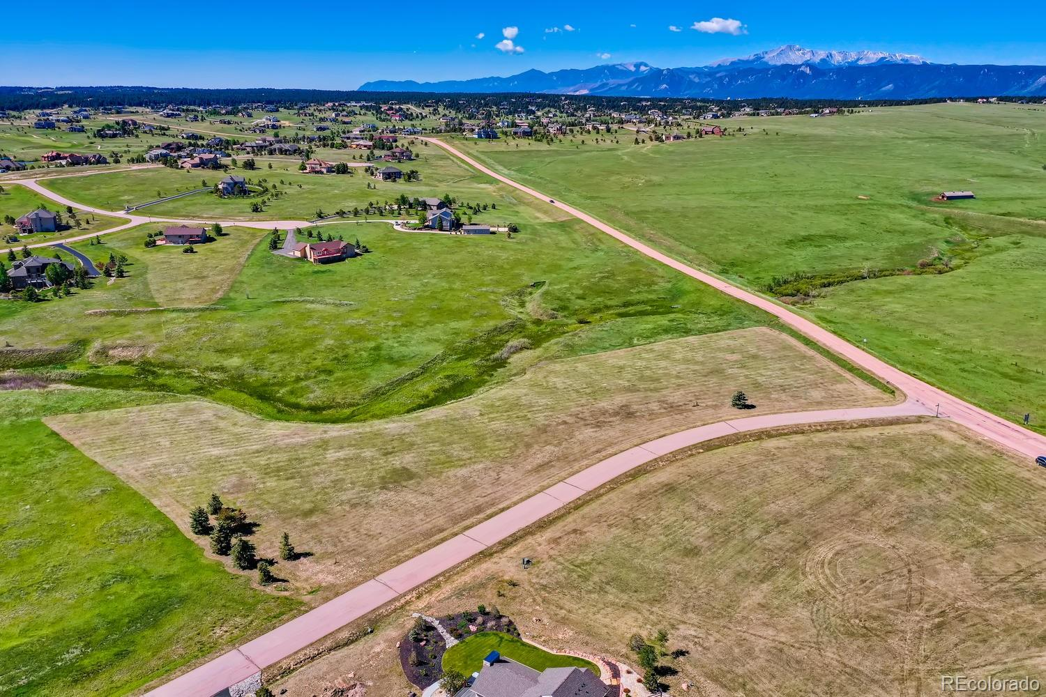 1317 Montcombe Drive Property Photo - Monument, CO real estate listing