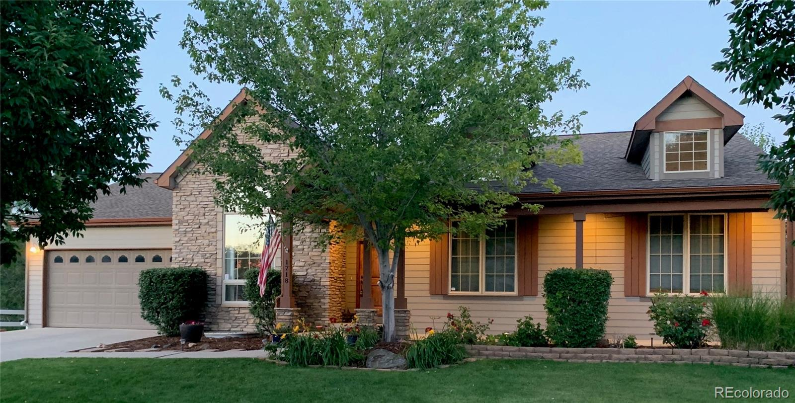 1718 Wales Drive Property Photo - Berthoud, CO real estate listing