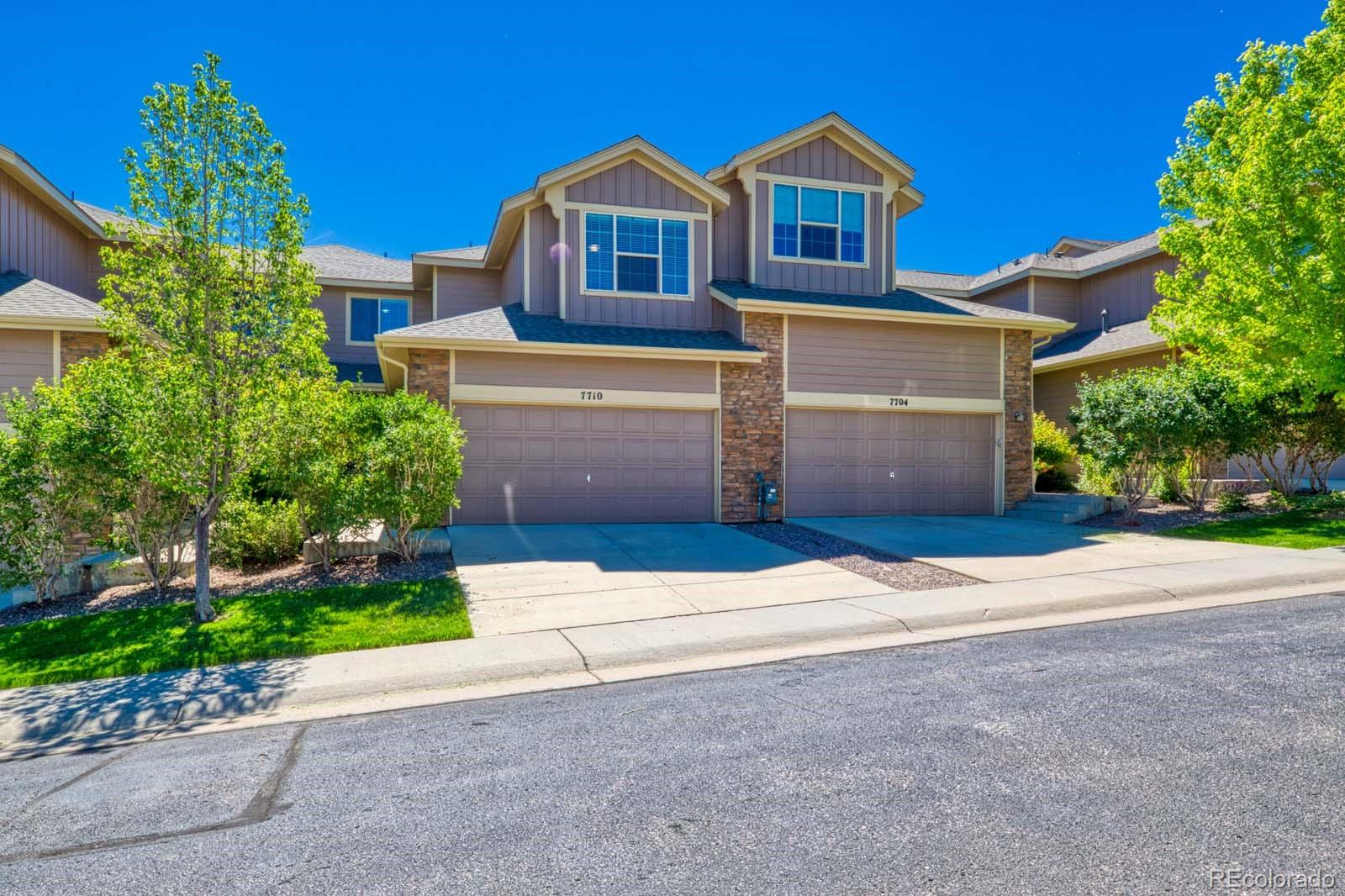 7710 Bristolwood Drive Property Photo - Castle Pines, CO real estate listing