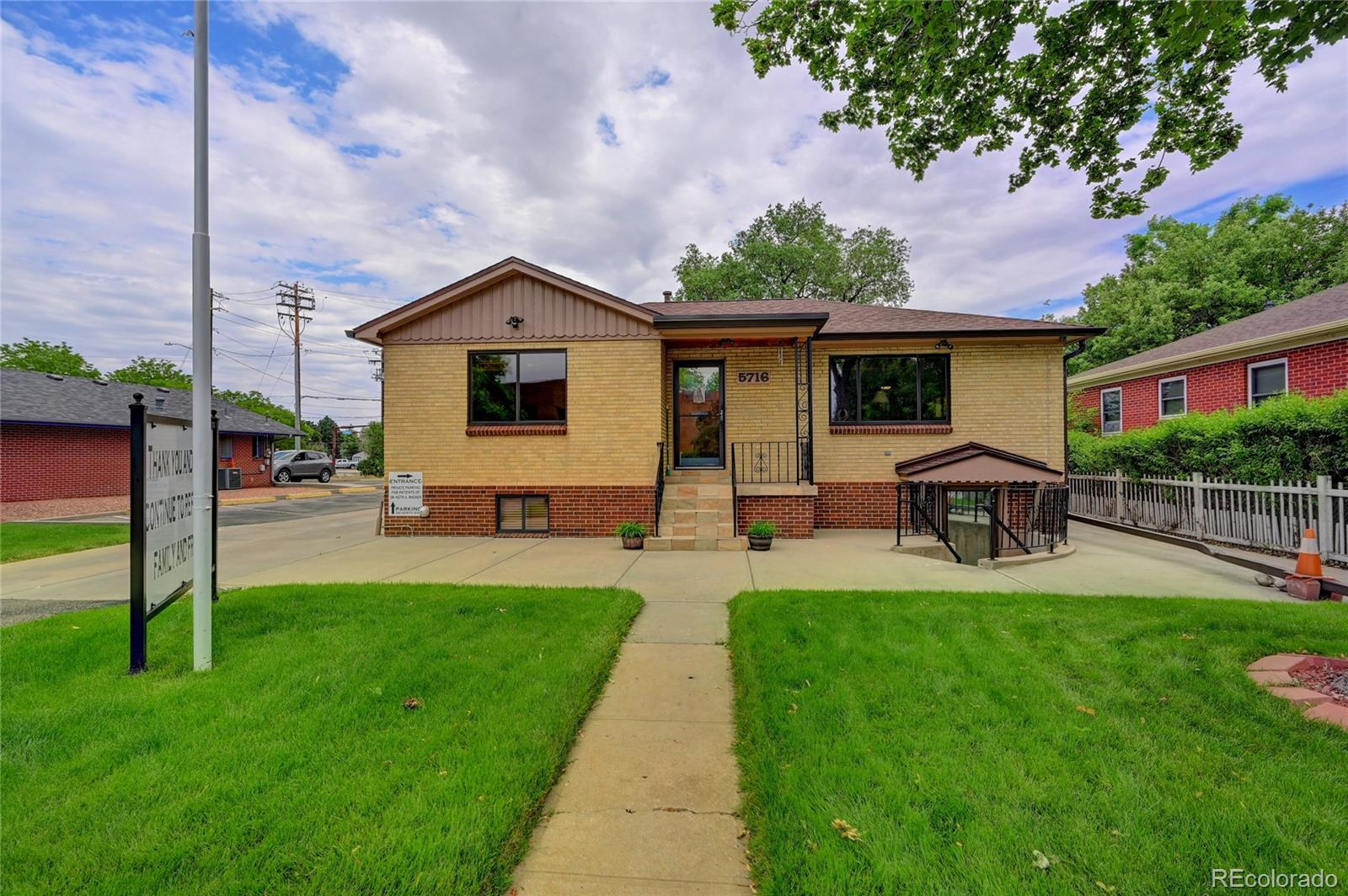 5716 Ammons Street Property Photo - Arvada, CO real estate listing
