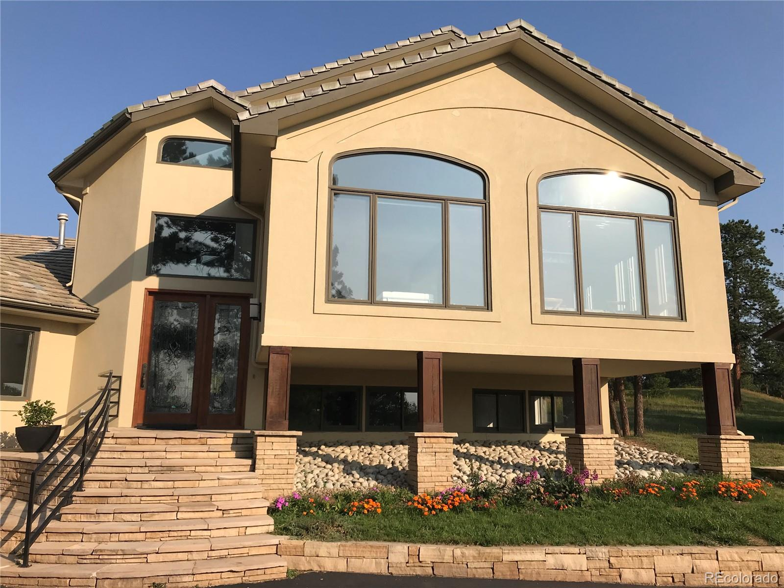 2821 Interlocken Drive Property Photo - Evergreen, CO real estate listing