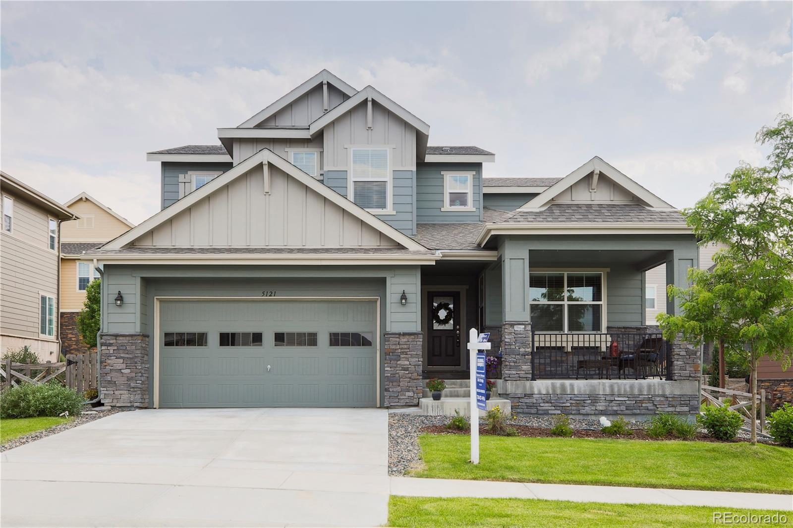 5121 W 109th Circle Property Photo - Westminster, CO real estate listing
