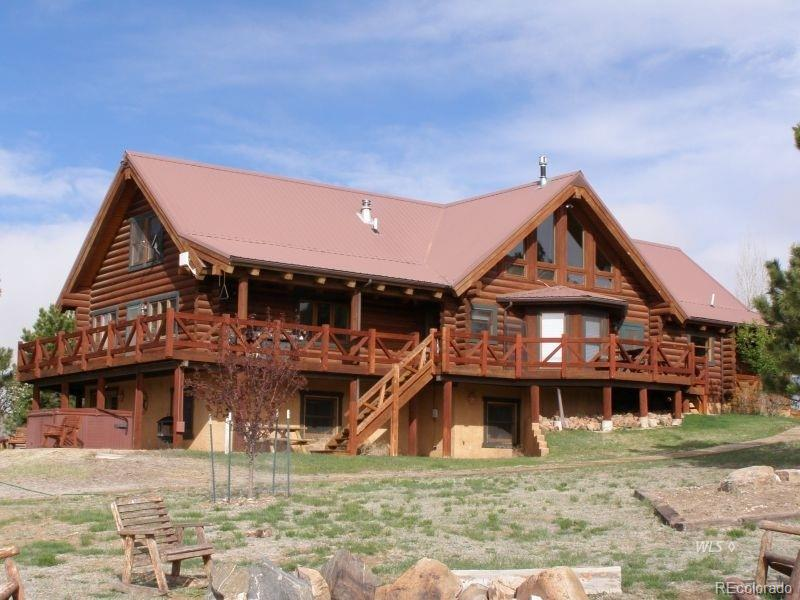 310 Titus Lane, Westcliffe, CO 81252 - Westcliffe, CO real estate listing
