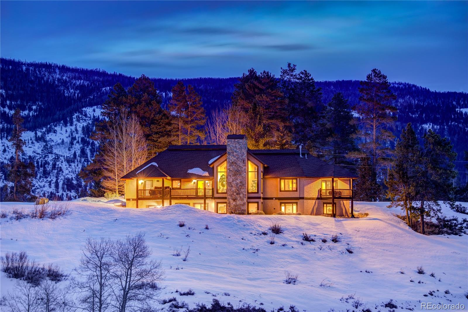 33017 Maricopa Trail, Oak Creek, CO 80467 - Oak Creek, CO real estate listing