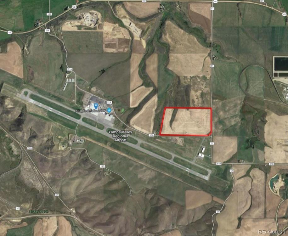 County Road 51 / 72 Acres Property Photo 1