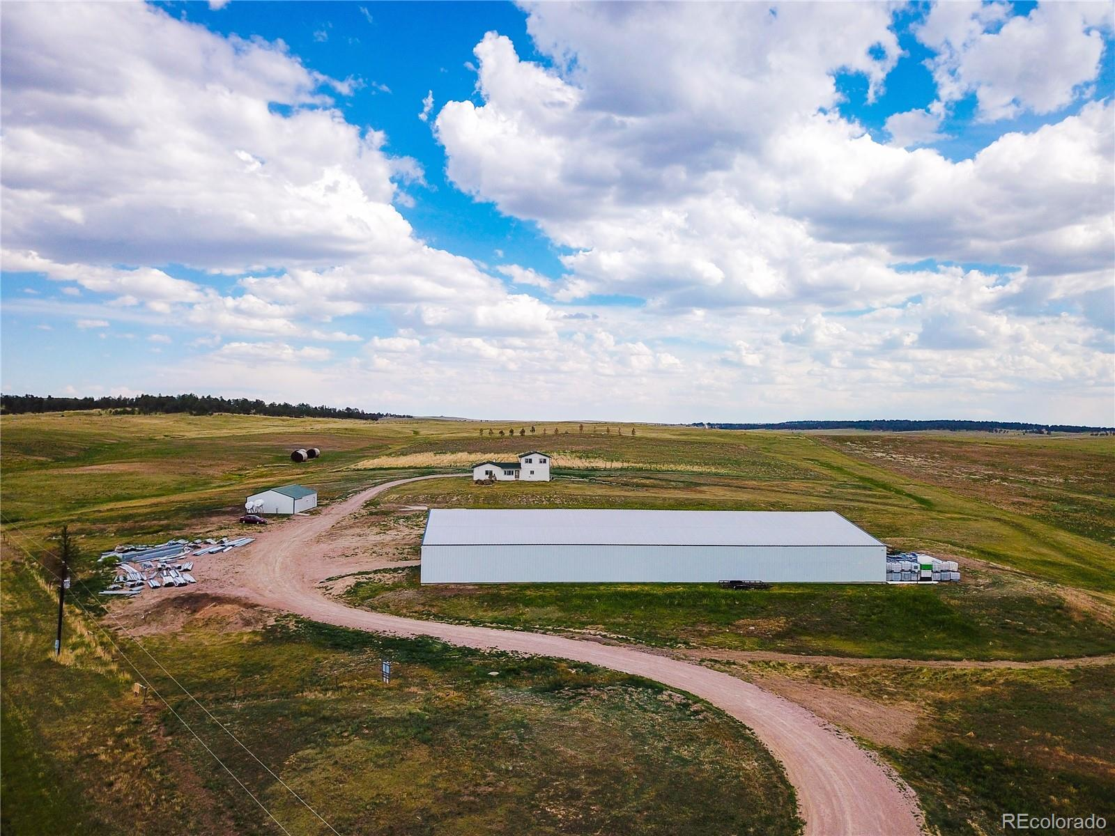 32155 Cattle Circle Property Photo - Ramah, CO real estate listing