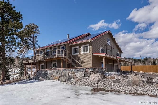 8457 S Custer Lane, Evergreen, CO 80439 - Evergreen, CO real estate listing