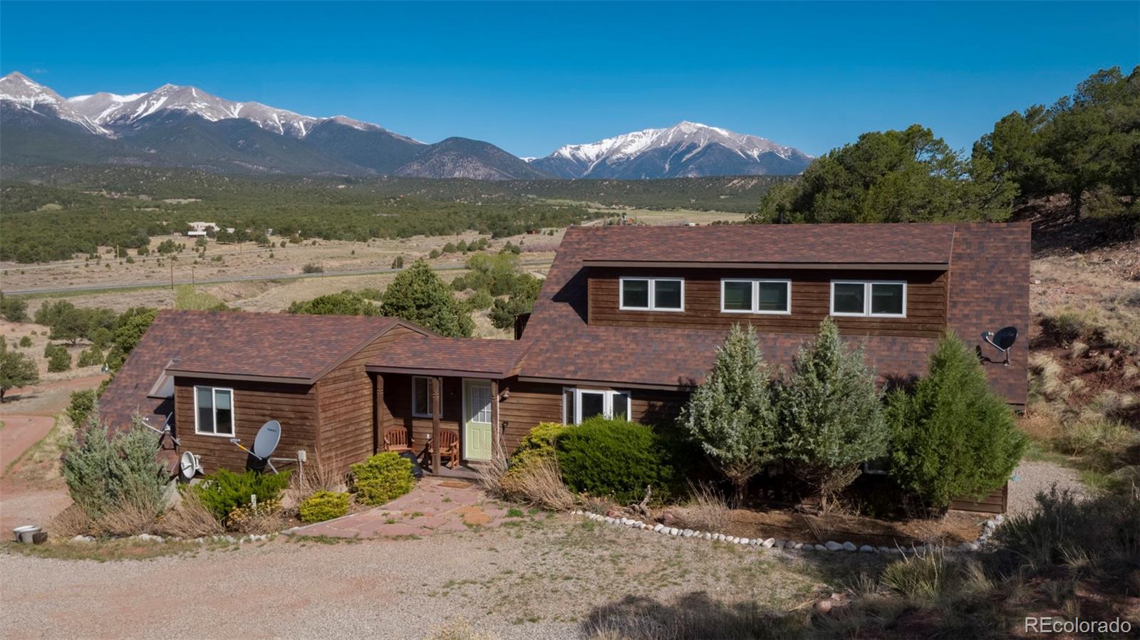 11003 County Road 194 Property Photo - Salida, CO real estate listing