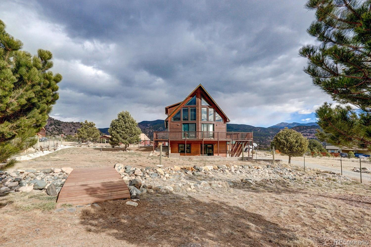 583 Holiday Hills Boulevard Property Photo - Howard, CO real estate listing