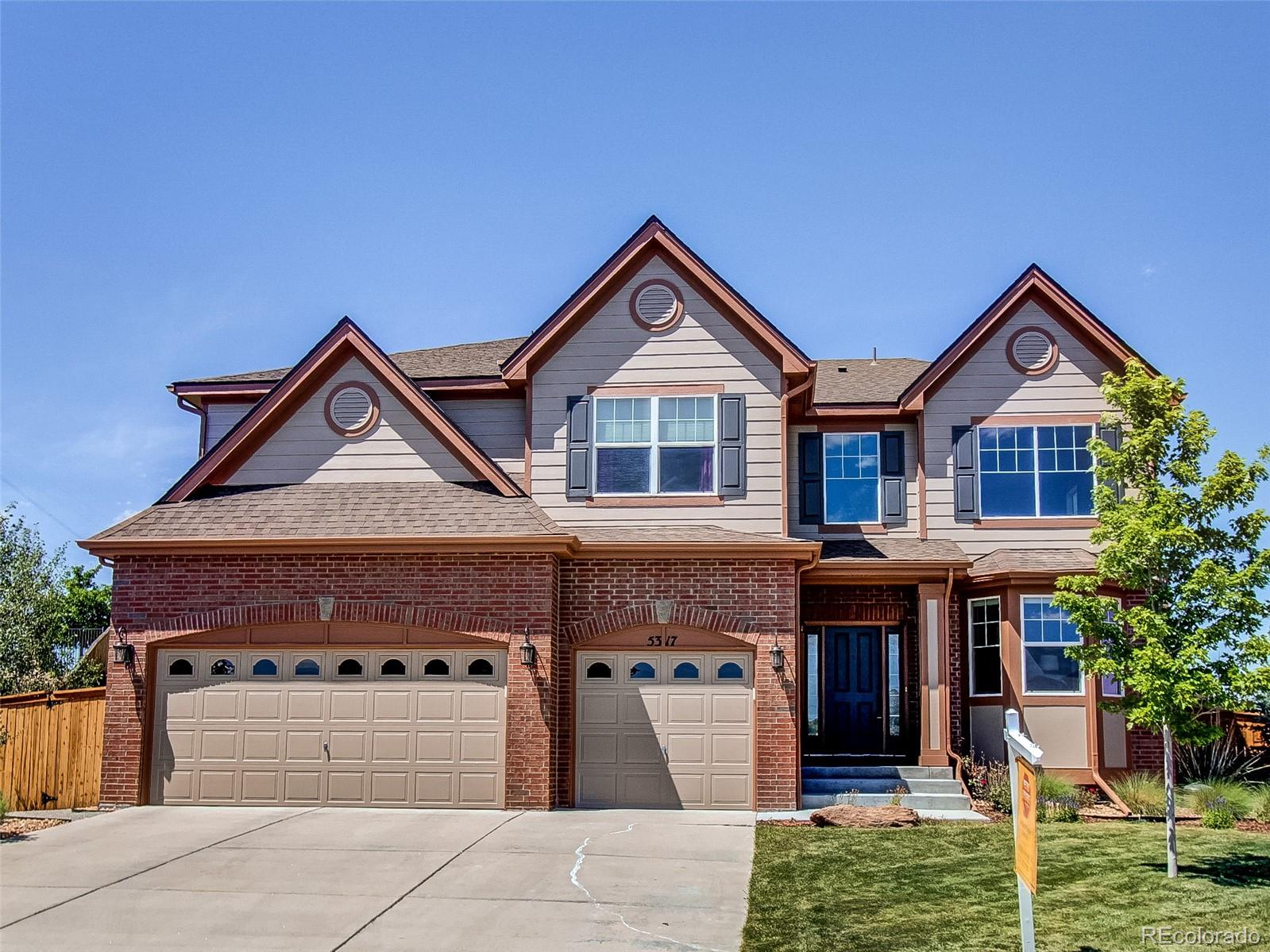 5317 S Elk Way Property Photo - Aurora, CO real estate listing