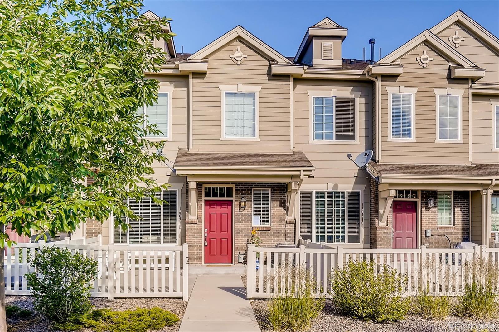 16071 W 63rd Lane #B Property Photo - Arvada, CO real estate listing