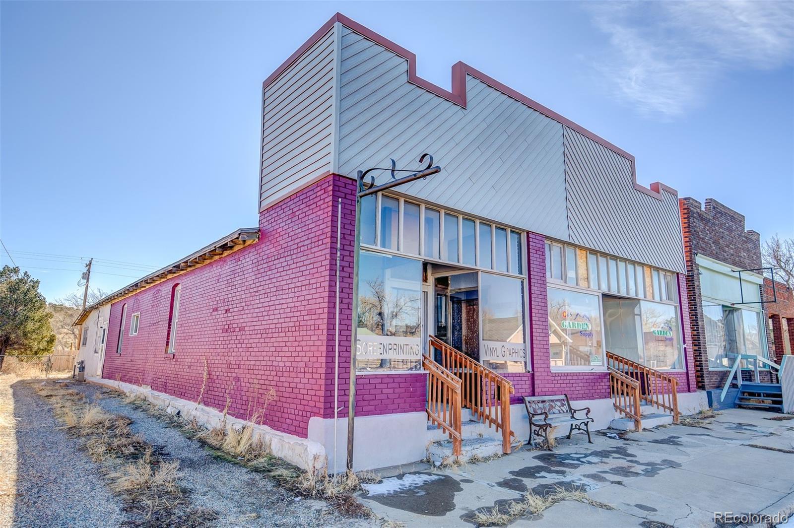 911 W 7th Street Property Photo - Walsenburg, CO real estate listing