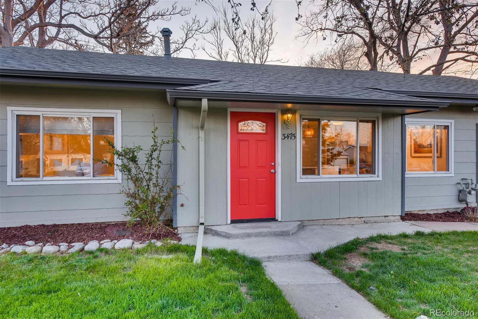 3475 S Forest Street Property Photo - Denver, CO real estate listing