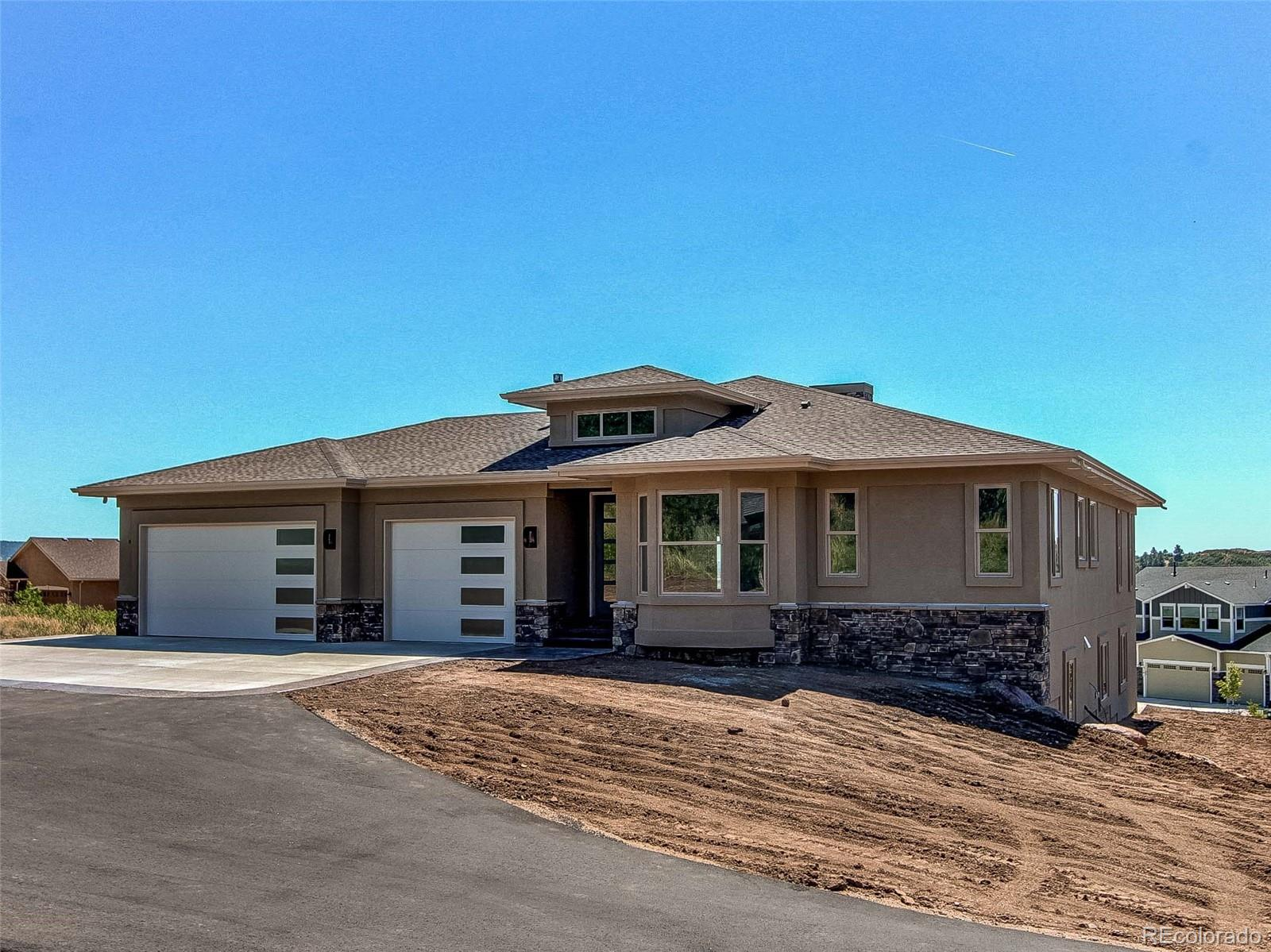 3118 Lakefront Drive Property Photo - Monument, CO real estate listing