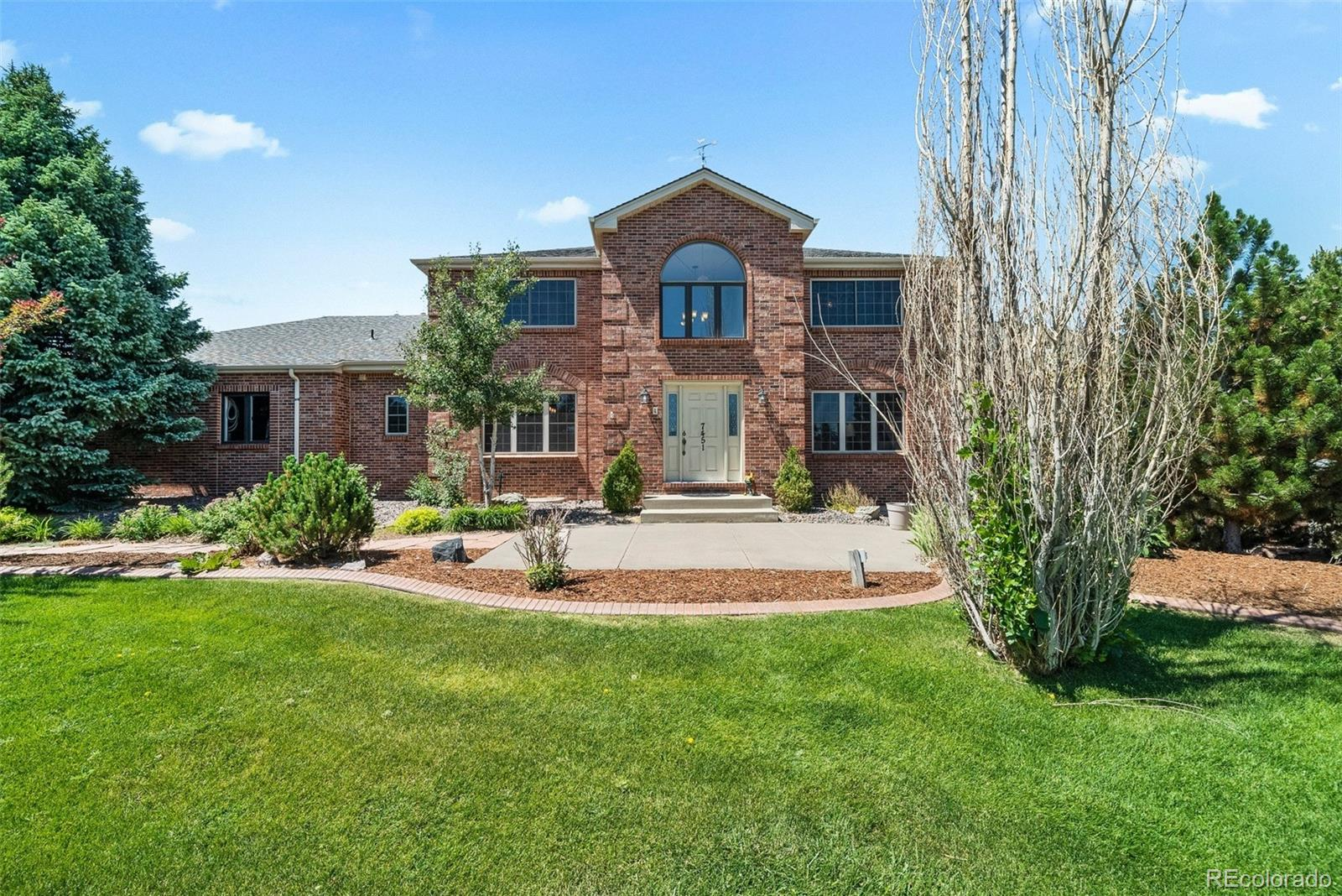 7451 S Ireland Court Property Photo - Centennial, CO real estate listing