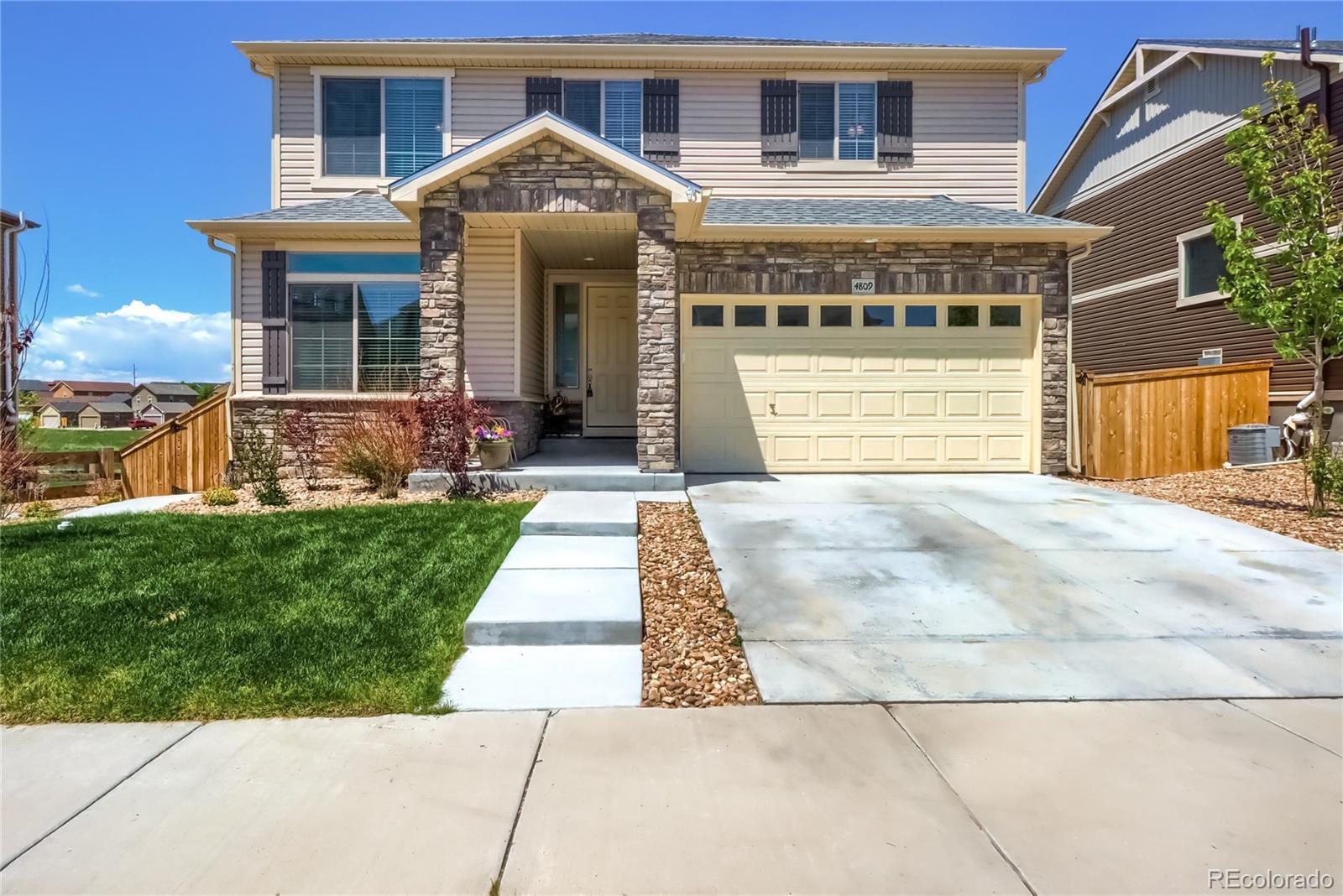 4809 S Biloxi Way Property Photo - Aurora, CO real estate listing