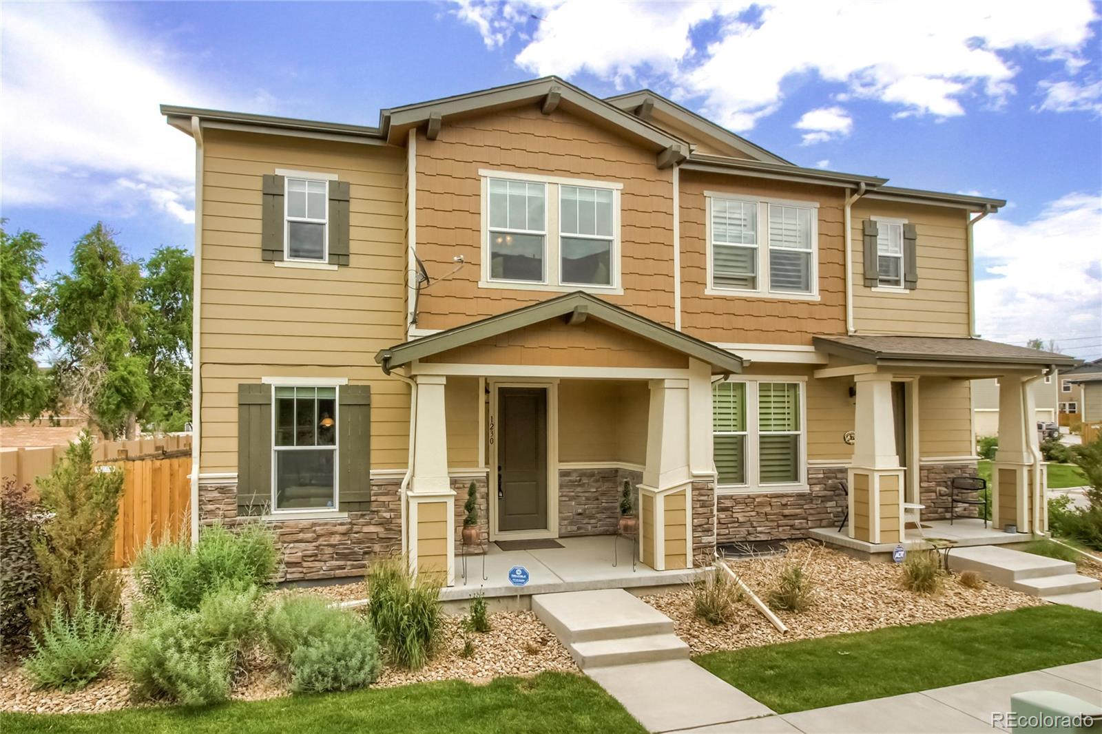 1230 S Dallas Court Property Photo - Denver, CO real estate listing