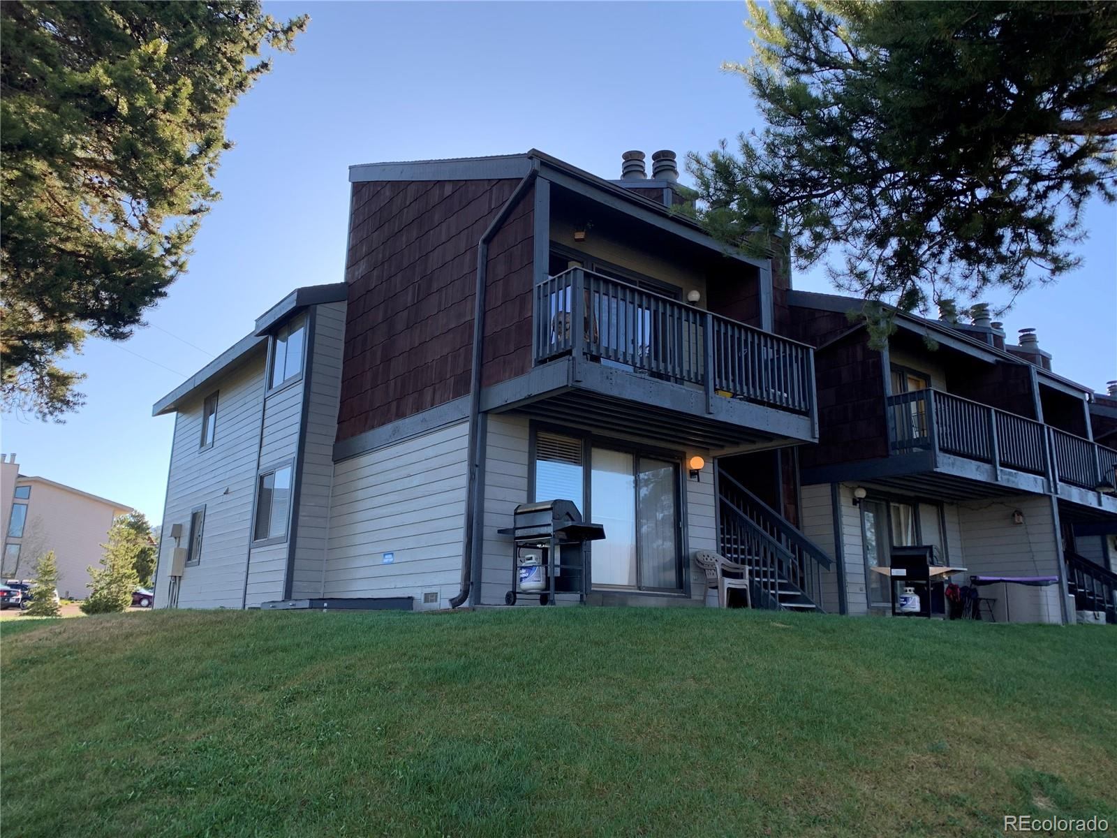 317 County Road 832 #24-1 Property Photo - Fraser, CO real estate listing