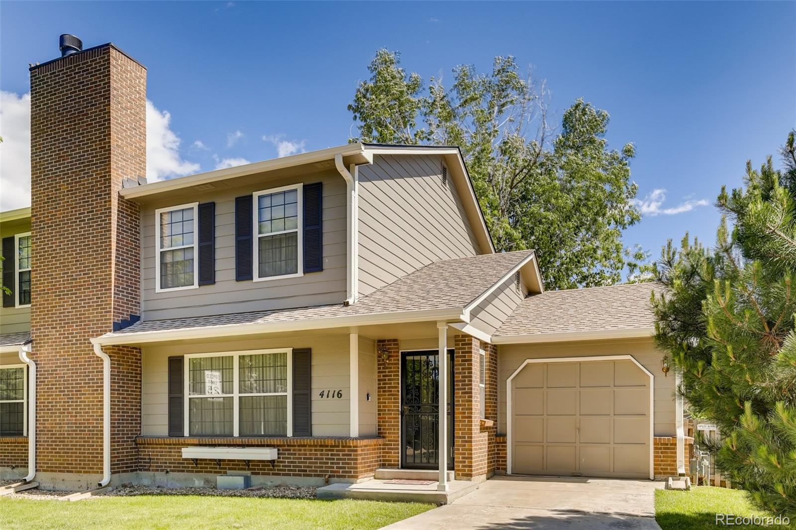 4116 W 111th Circle Property Photo - Westminster, CO real estate listing