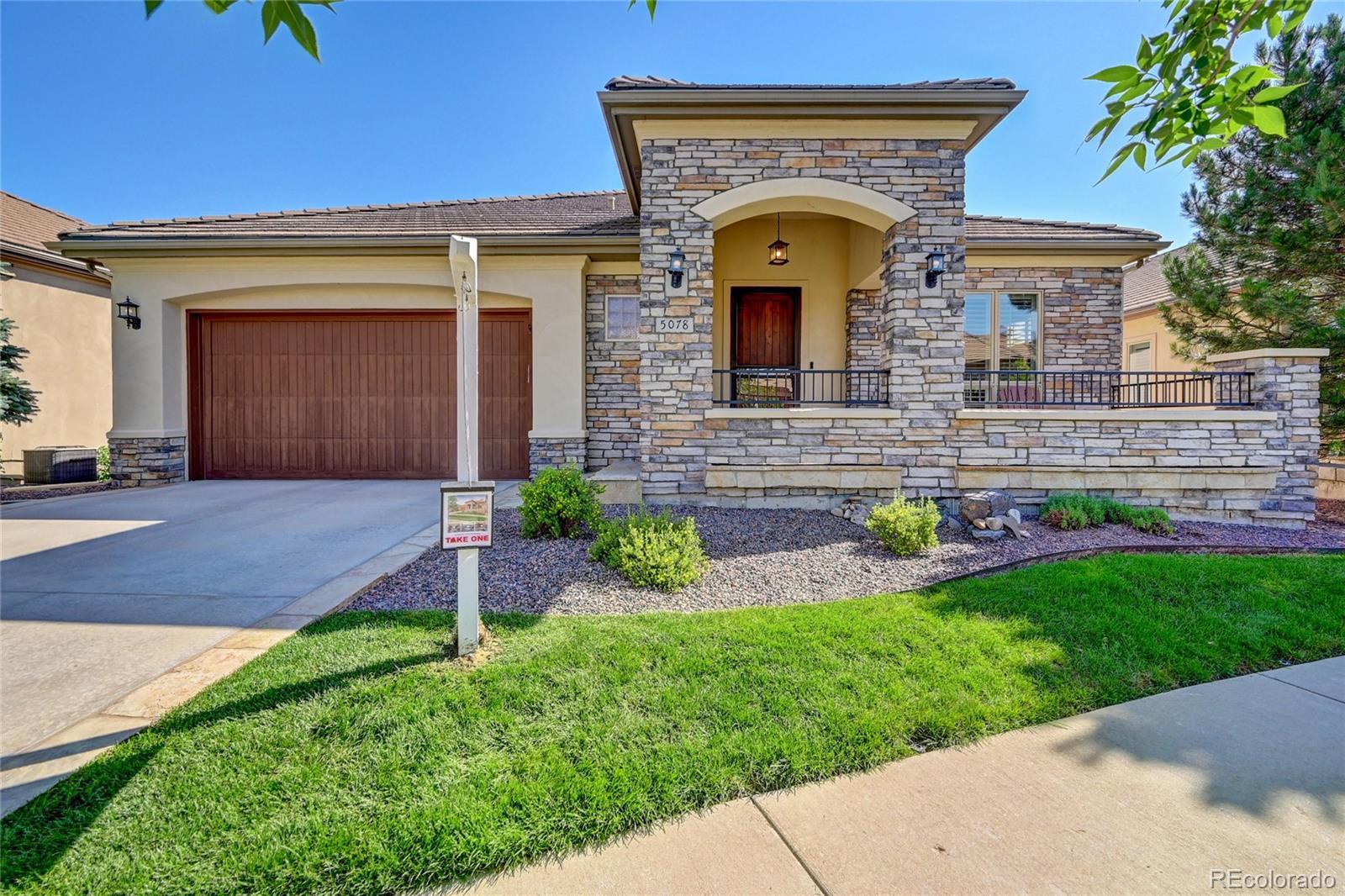 5078 S Allison Way Property Photo - Littleton, CO real estate listing