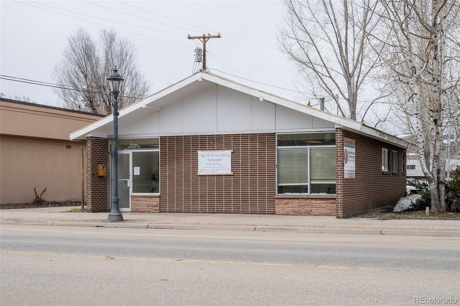 148 W Jefferson Avenue Property Photo - Hayden, CO real estate listing