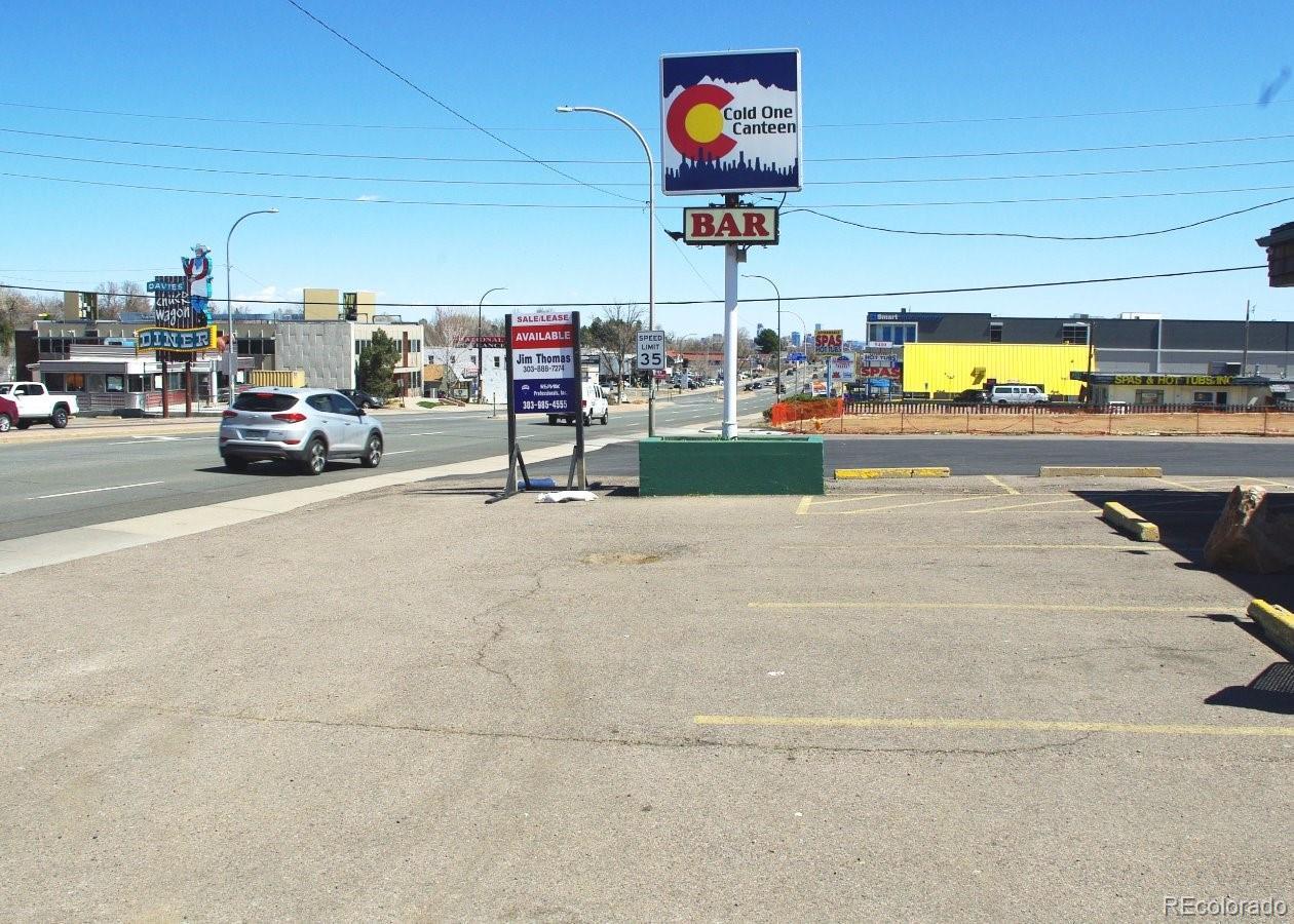 9500 W Colfax Avenue Property Photo - Lakewood, CO real estate listing
