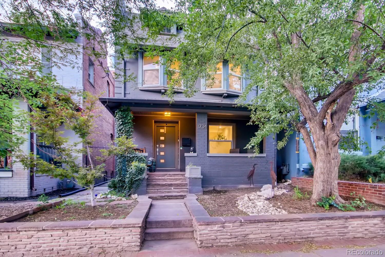 1734 N Washington Street Property Photo - Denver, CO real estate listing