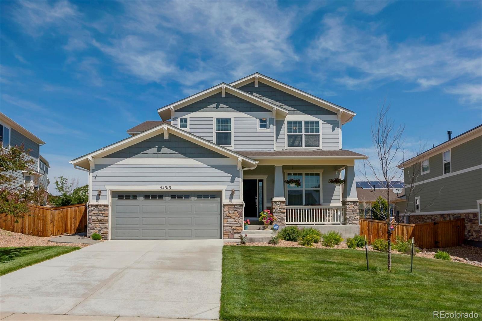 24313 E Dorado Place Property Photo - Aurora, CO real estate listing