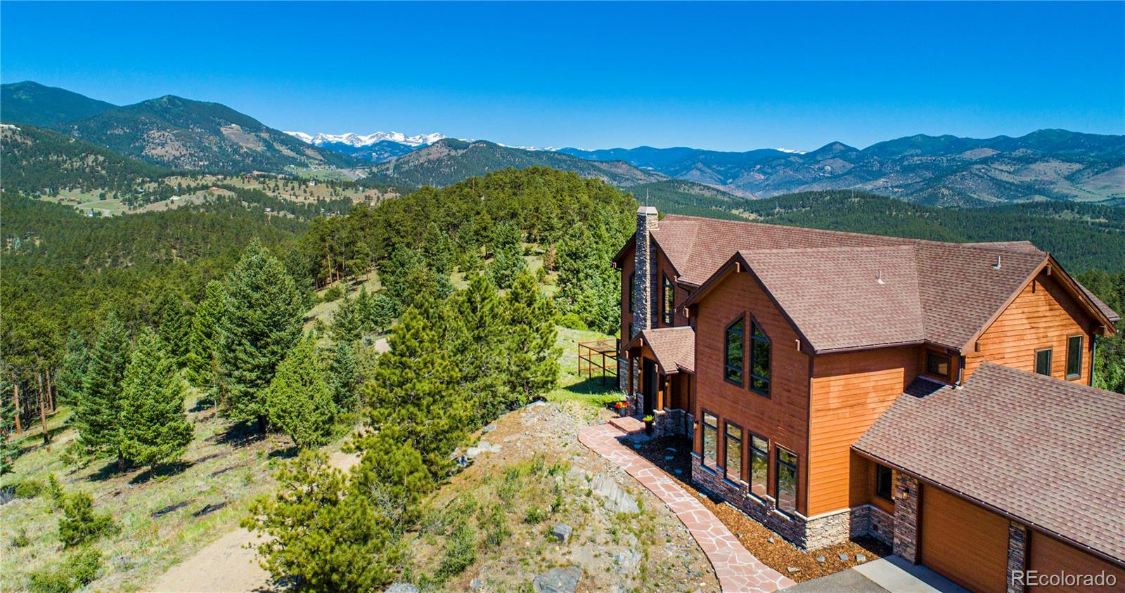 31714 Ruby Ranch Road Property Photo - Evergreen, CO real estate listing