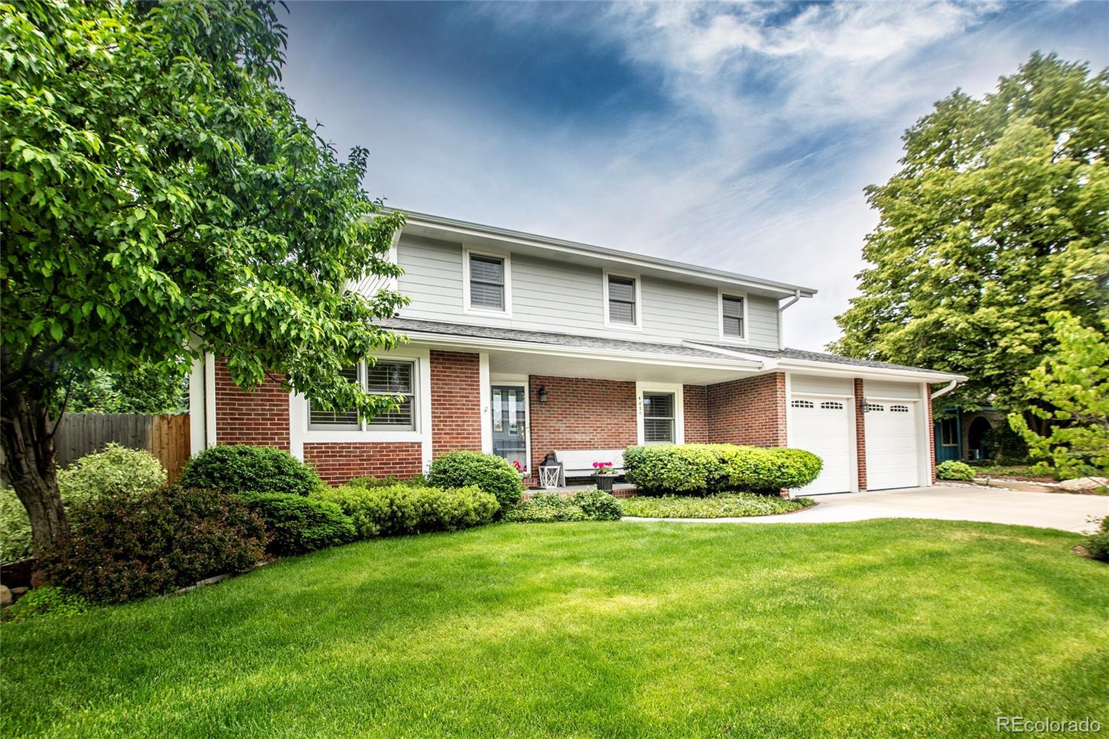 4820 Lee Circle Property Photo - Boulder, CO real estate listing