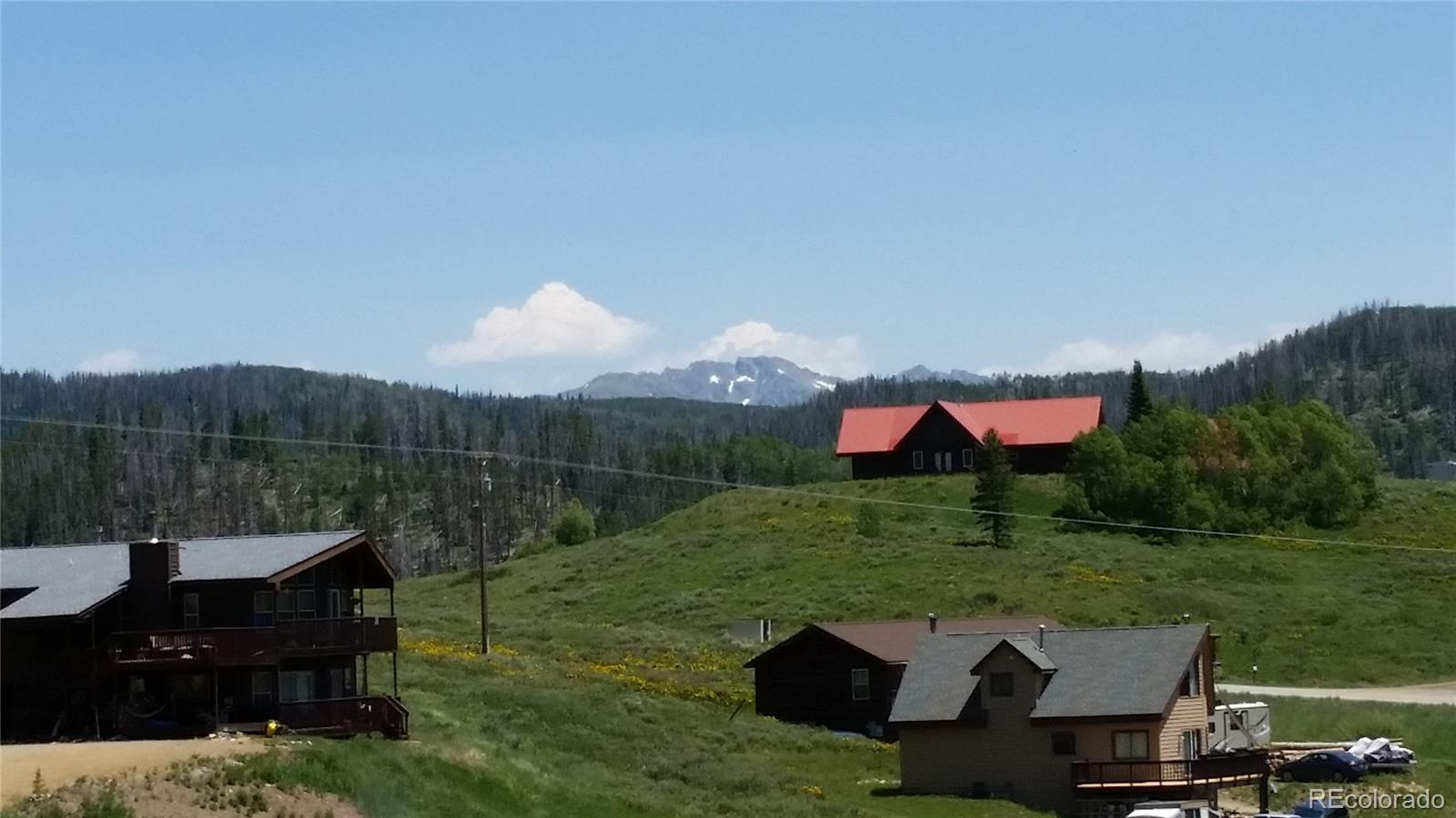 57720 Saturn Court Property Photo - Clark, CO real estate listing
