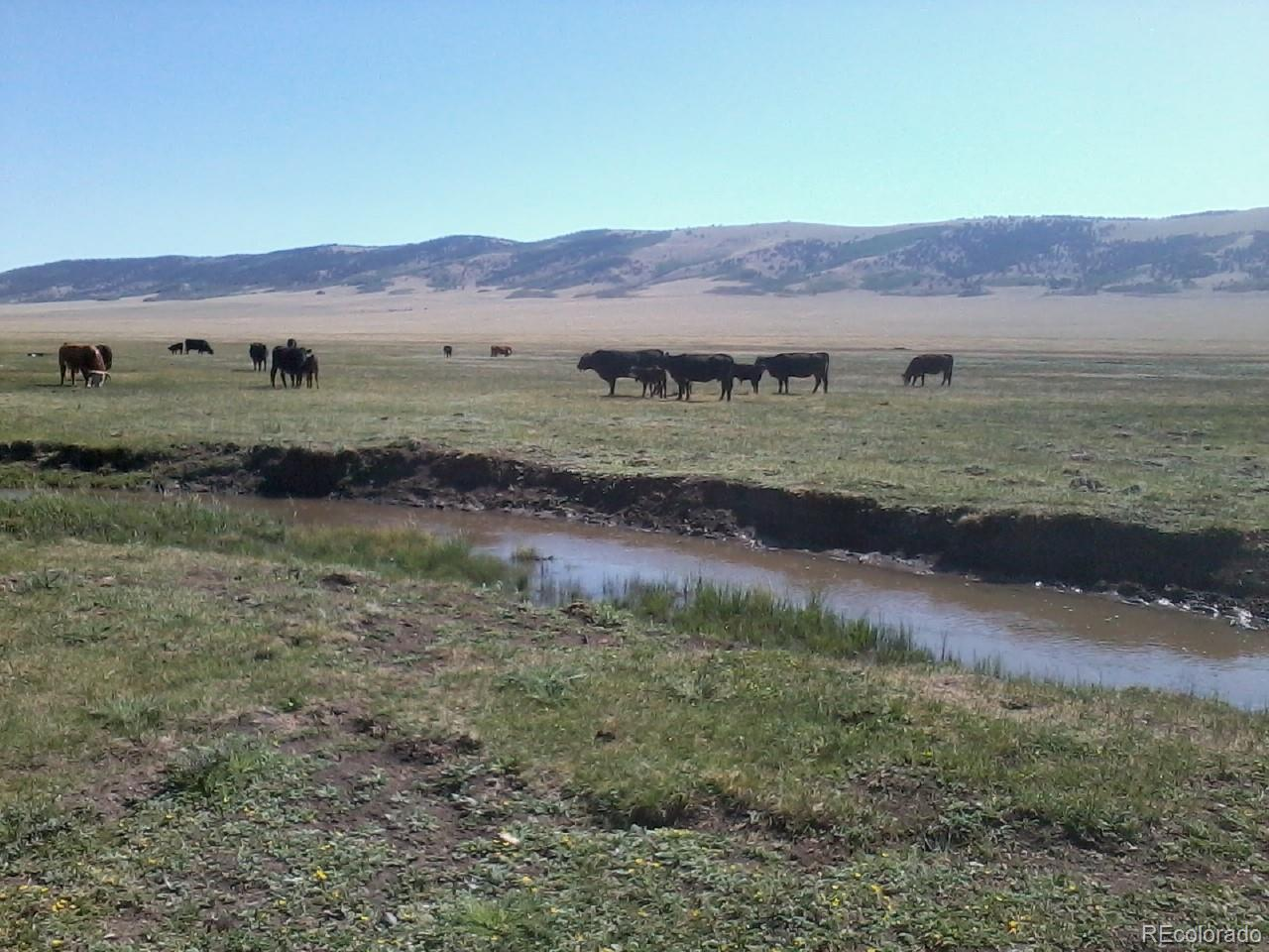 Tract 7 Redhill Road Property Photo - Como, CO real estate listing