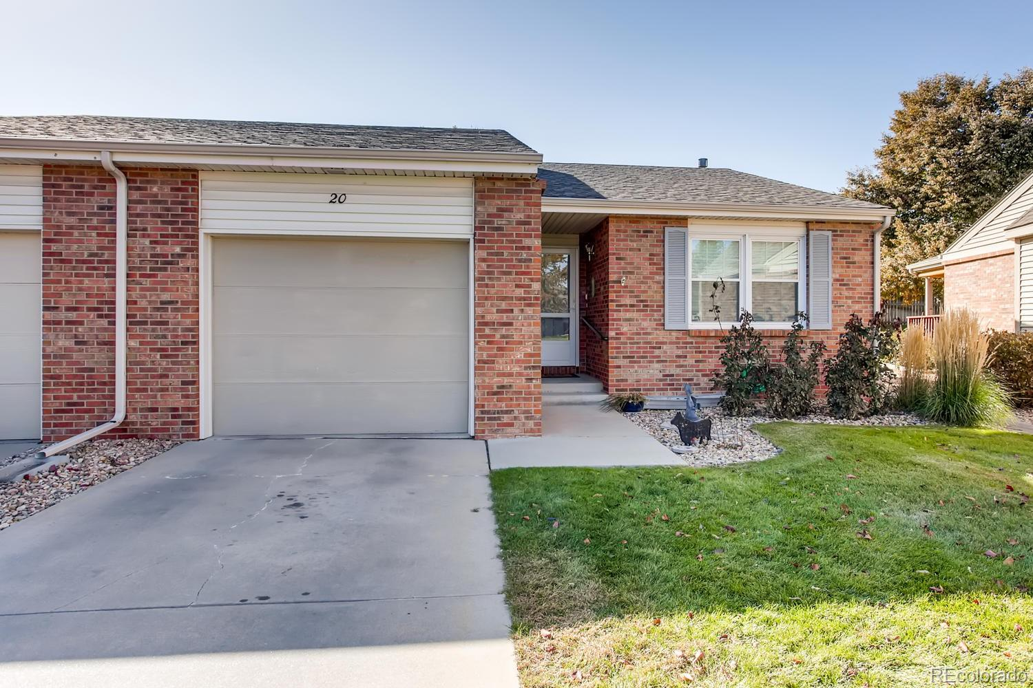 3950 W 12th Street #20 Property Photo - Greeley, CO real estate listing