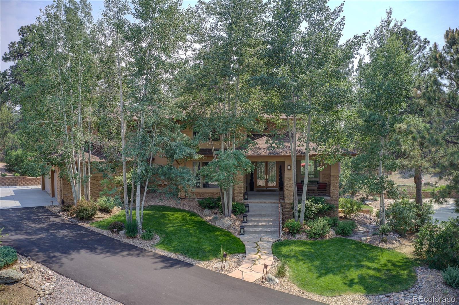 7424 Kelty Trail Property Photo - Franktown, CO real estate listing