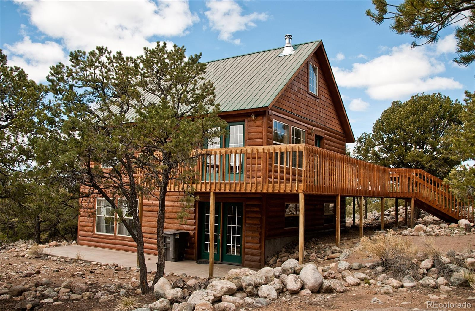 2715 Happy Hollow Way Property Photo - Crestone, CO real estate listing