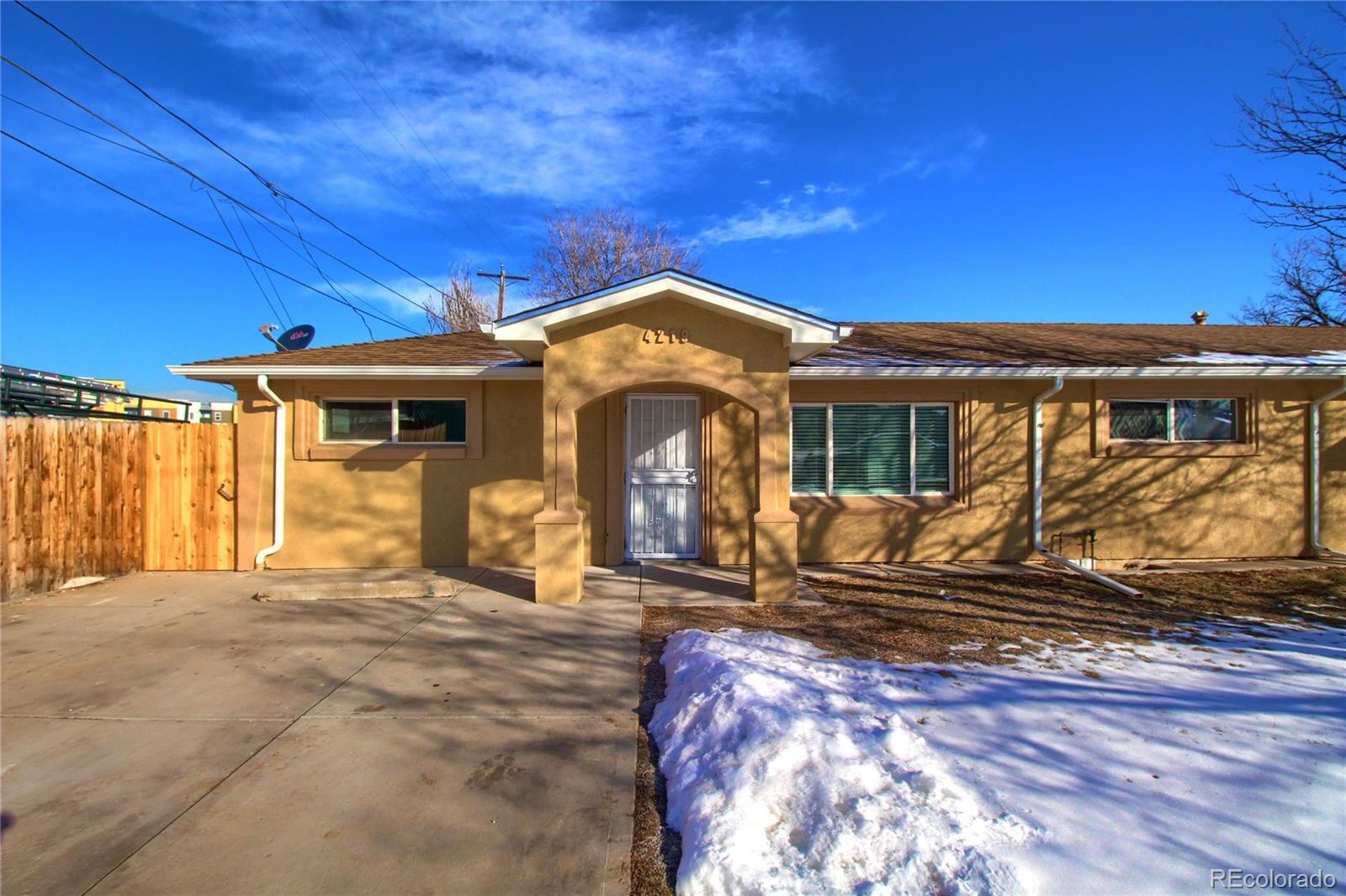 4219 W OHIO Avenue Property Photo - Denver, CO real estate listing