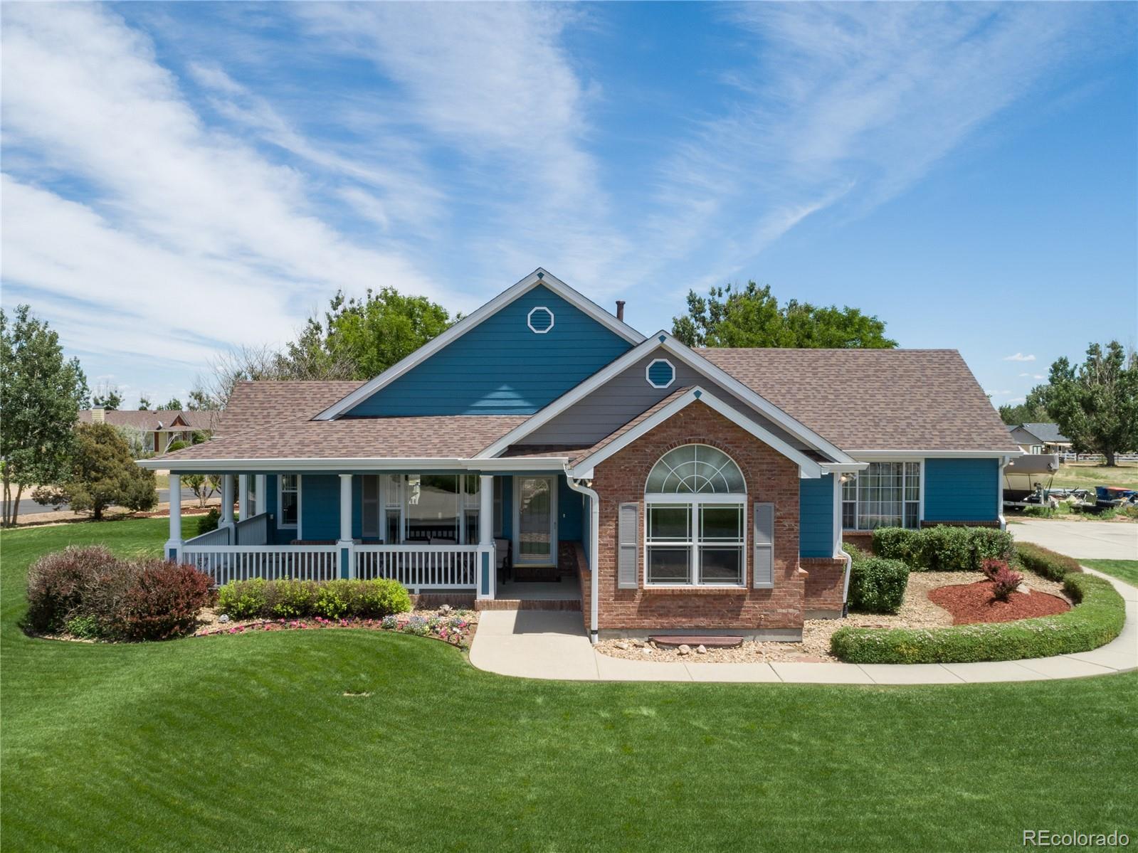 8010 Morningside Drive Property Photo - Frederick, CO real estate listing