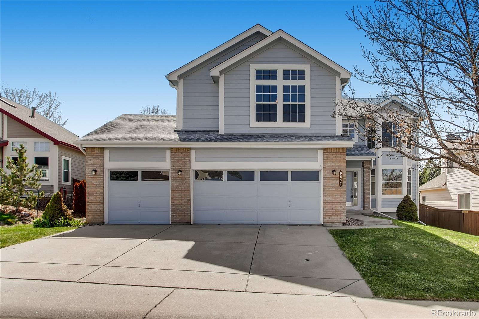 9657 Red Oakes Place Property Photo - Highlands Ranch, CO real estate listing