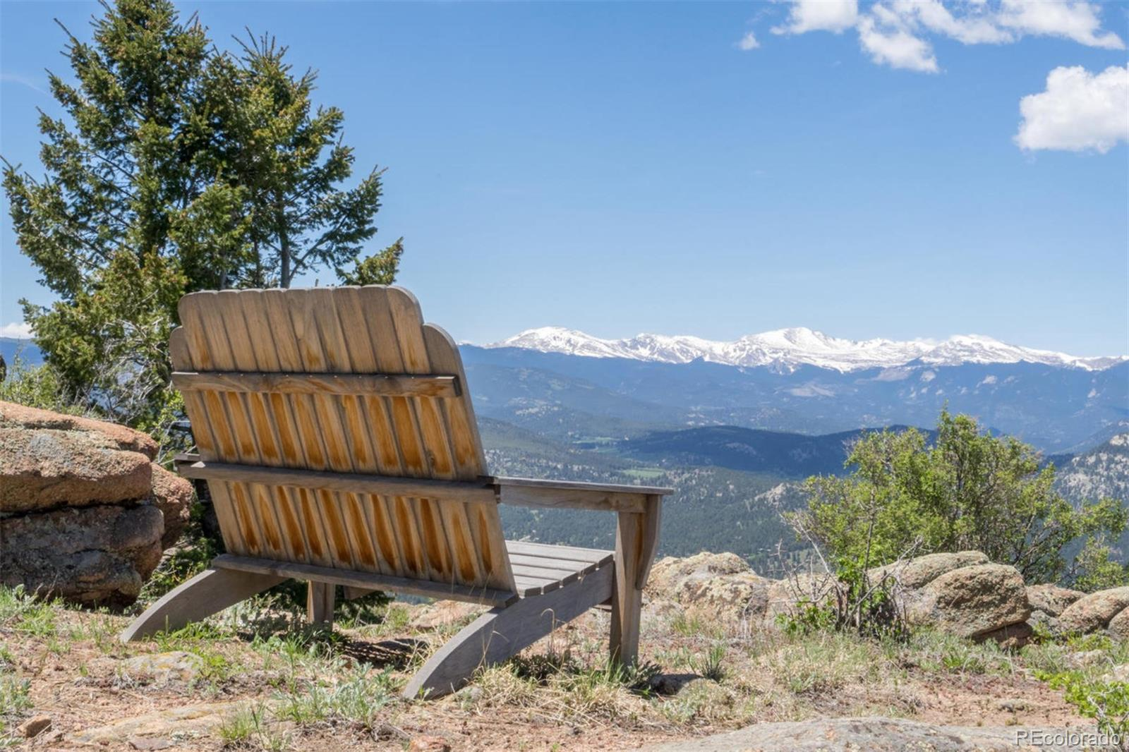 25901 Independence Property Photo - Evergreen, CO real estate listing